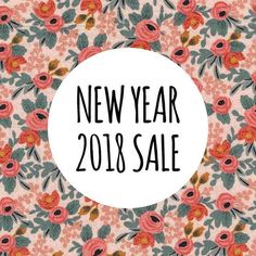Our Happy New Year 2018 Sale is on! Check the link in our bio :) ~ Happy New Year 2018, Handicraft, Quilts, News, Link, Creative, Check, Handmade, Instagram