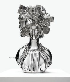 Steel Life: Joel Morrison Turns Everyday Objects into Polished Sculptures   Hi-Fructose Magazine