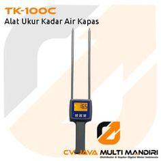 TK100C Alat Ukur Kadar Air Kapas