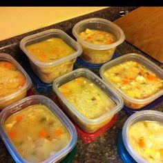 Allergy free chicken soup - no milk, no soy, no egg, no nuts, no gluten.