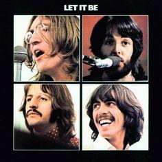 LP THE BEATLES - LET IT BE (VINIL 180 GRAMAS)