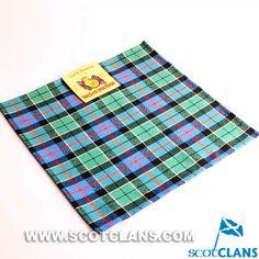 Clan Leslie Tartan H