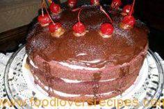 Food Lovers Recipes | MAKLIKE SWARTWOUD KOEKMAKLIKE SWARTWOUD KOEK