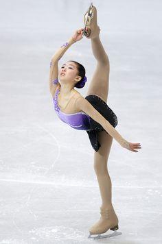 Zijun Li Photo - 2011 World Junior Figure Skating Championships: Day 5