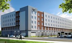 Homewood Suites by Hilton Logan Airport in Chelsea, Mass.