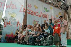 Festiwal Zaczarowanej Piosenki 2007 #zaczarowana scena i finaliści