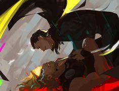 Thor & Loki by 空集