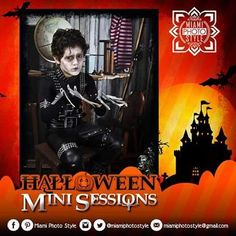 #Halloween Mini Sessions
