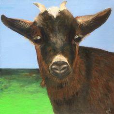 """""""Klaartje"""" 70x70 cm 3D. Acrylverf. 2015 Te koop/for sale. Painted and pinned  by Karin Beks, more info: beks@ziggo.nl"""