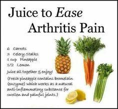 PINEAPPLE for ARTHRITIS PAIN