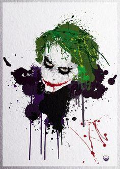The Joker by Matteo Reggi *