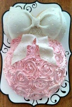 cute baby shower cake!