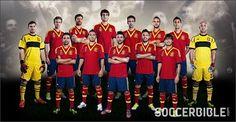 Spain national soccer team❤