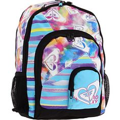 Roxy Noble Trek Backpack.    Looking for a cute backpack for School.