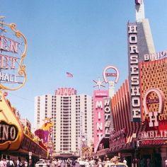 Downtown Las Vegas c.1976-78