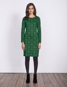 Guinevere Jacquard Dress
