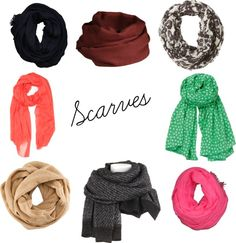 Fall Favorites! Scarves: Linen, Lace, & Love