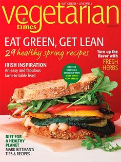 Vegetarian Times delivers simple, delicious food, plus expert health and lifestyle information that is exclusively vegetarian but wrapped in a fresh, stylish mainstream package that is inviting to all.