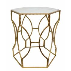 Couture, Inc. Glendale End Table