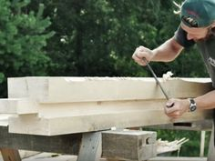 Building an old-school green house from local materials with traditional tools (video)