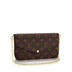 9c99800b7c93 Pochette Felicie Monogram Canvas in WOMEN s SMALL LEATHER GOODS WALLETS  collections by Louis Vuitton