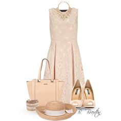 """""""Neutrals"""" by bbroxton on Polyvore"""