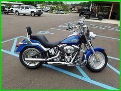 eBay: Softail® 2009 Harley-Davidson Softail Fat Boy Used #harleydavidson