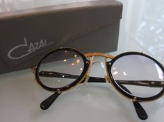 reserved for darnell vintage cazal eyeglasses mod 644