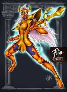 Marinas   Personnages   Fanarts de FETCH Francisco Etchart   Pharaon Website
