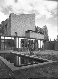 Säynätsalon kunnantalo | Säynätsalo Town Hall, by Alvar Aalto