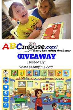 abcmouse early learning academy giveaway hosted by http://www.sahmplus.com