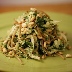 Pilaf with Spinach and Garlic | Rachael Ray Show