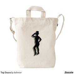 Tap Dance Duck Bag