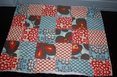 Love her little quilts!!