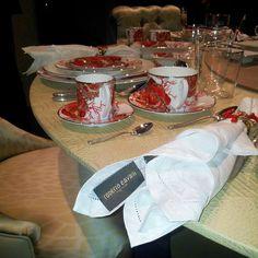 #RobertoCavalli #home #luxury #tableware