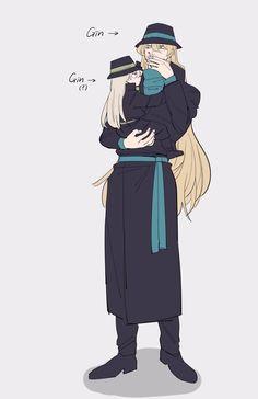 Detective Conan Gin, Gosho Aoyama, What To Draw, Magic Kaito, Sherlock Holmes, Police, Couples, Anime, Fictional Characters