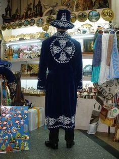Kazakh national men's fashion