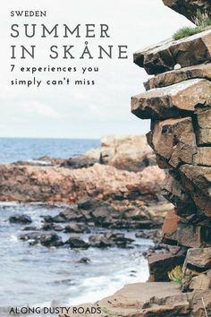 Sweden: Summer in Skåne - 7 Experiences You Simply Can't Miss Europe Travel Tips, European Travel, Europe Packing, Traveling Europe, Backpacking Europe, Packing Lists, Travel Hacks, Travel Packing, Travel Essentials