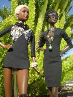 African American barbie dolls
