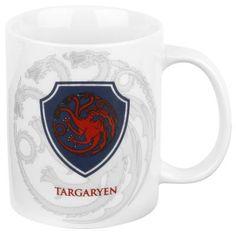 Cup, Targaryen Shield, Game Of Thrones - SwedenRockShop, 99 (149) SEK