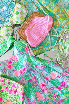 Where to Shop the Lilly Pulitzer After Party Sale Summer Lilly Sale Southern Marsh, Southern Tide, Southern Prep, Preppy Southern, Preppy Style, My Style, Colorful Fashion, Get The Look, Fall Outfits