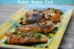 Paleo Asian Cod - Life Made Full