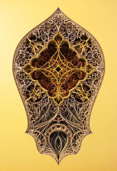 These laser cut 3D paper sculptures by Eric Standley are absolutely jaw dropping! http://www.eric-standley.com/ #talentedtuesday #APlazer