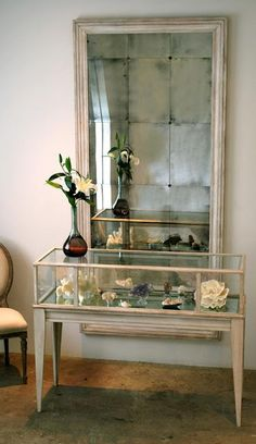 Display cabinets aren't just for jewelry stores anymore
