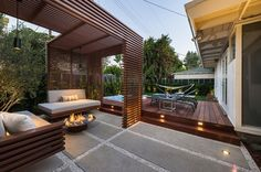 The Joffre Residence, Brentwood CA, is a rear yard design for a 1947 house by Rodney Walker, one of the famed Case Study House Program architects and later a personal residence of legendary Mid-Century Modernist architect A. Quincy Jones, another…