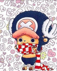 Imagem de chopper and cute
