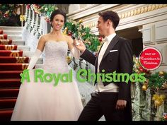 Hallmark Channel - A Royal Christmas. Thought the premise was interesting (though cheesy) but actually liked it even better! :)