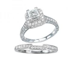 Ok so for my next husband you will have to propose with this kind of a ring.....just sayin or I'm sayin no lol