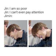 Seokjin, Hoseok, Namjoon, Taehyung, Bts Memes Hilarious, Bts Funny Videos, Bts Bangtan Boy, Bts Boys, Jimin