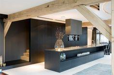 Kitchen   Generaal Urquhartlaan 43, Private Villa in Oosterbeek, NL